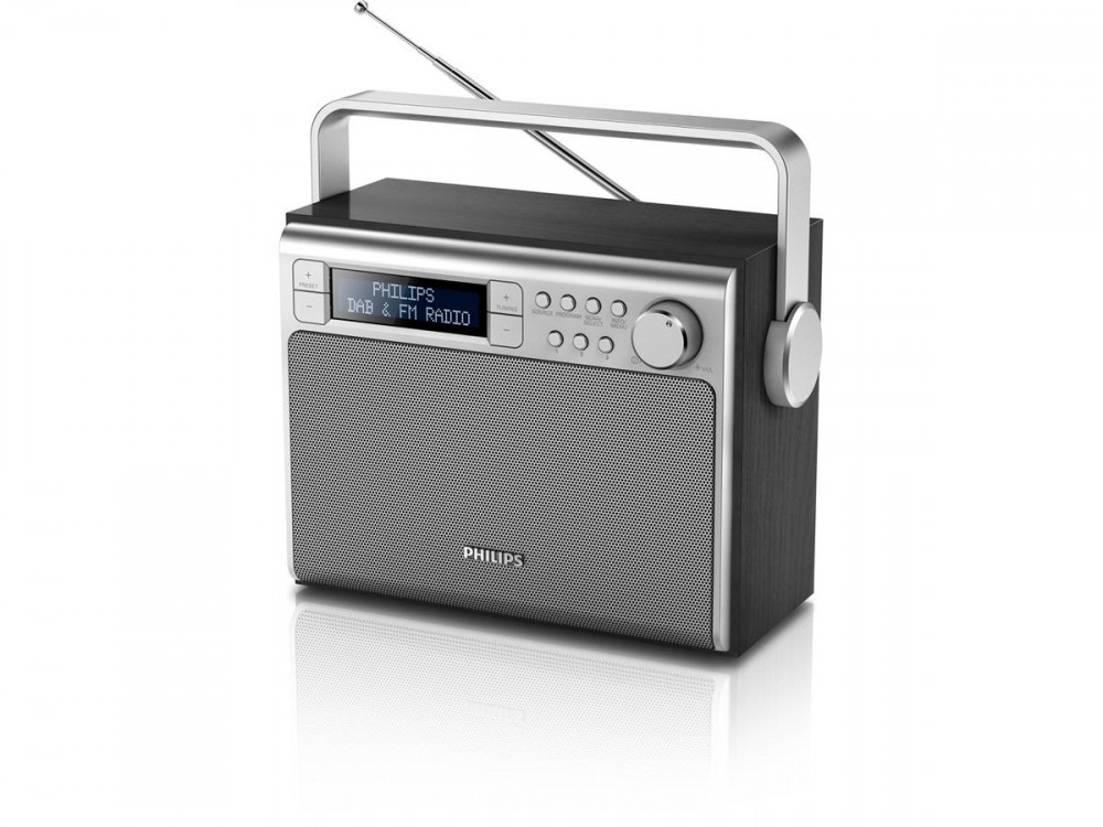 Philips AE5020SAB DAB+ Bærbar Radio