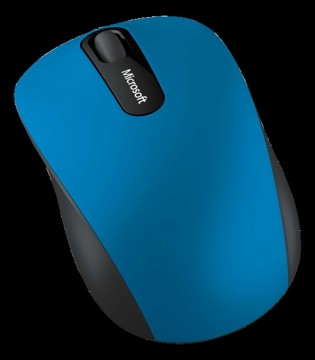 Microsoft - Bluetooth Mobile Mouse 3600SAT